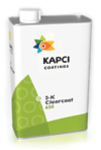 Kapci 1.5LTR 3100 2K MS Matt Clearcoat + Hardener Kit