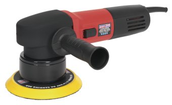 Sealey Random Orbital Dual Action Sander 150mm 230V
