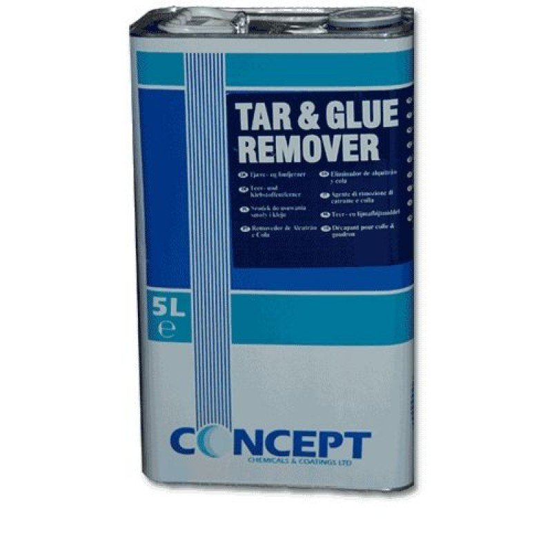 Concept Tar and Glue Remover