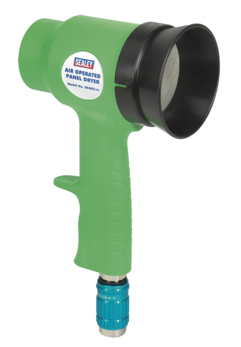 Sealey Air Operated Panel Dryer with Adjustable Airflow