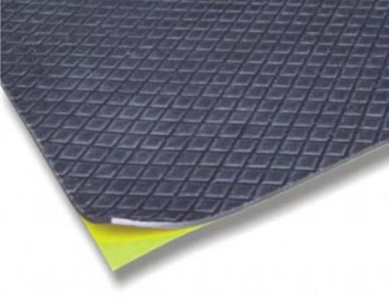Sound Deadening Pads 500x500mm Pack Of 4