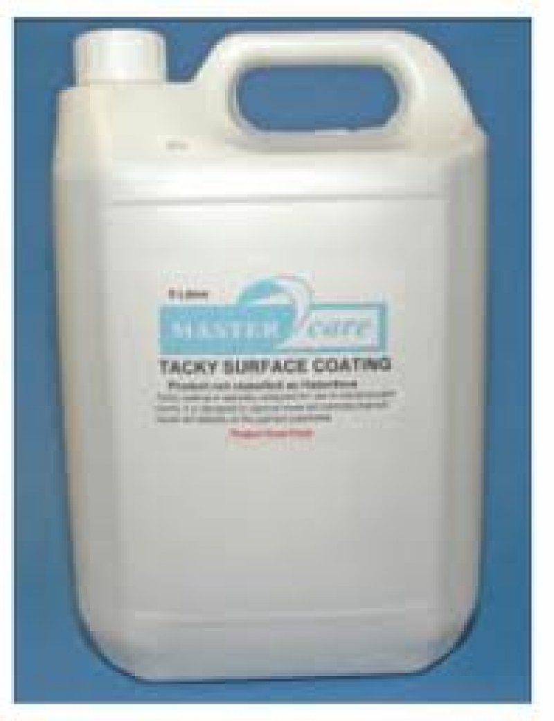 Tacky Booth Coating 5LTR