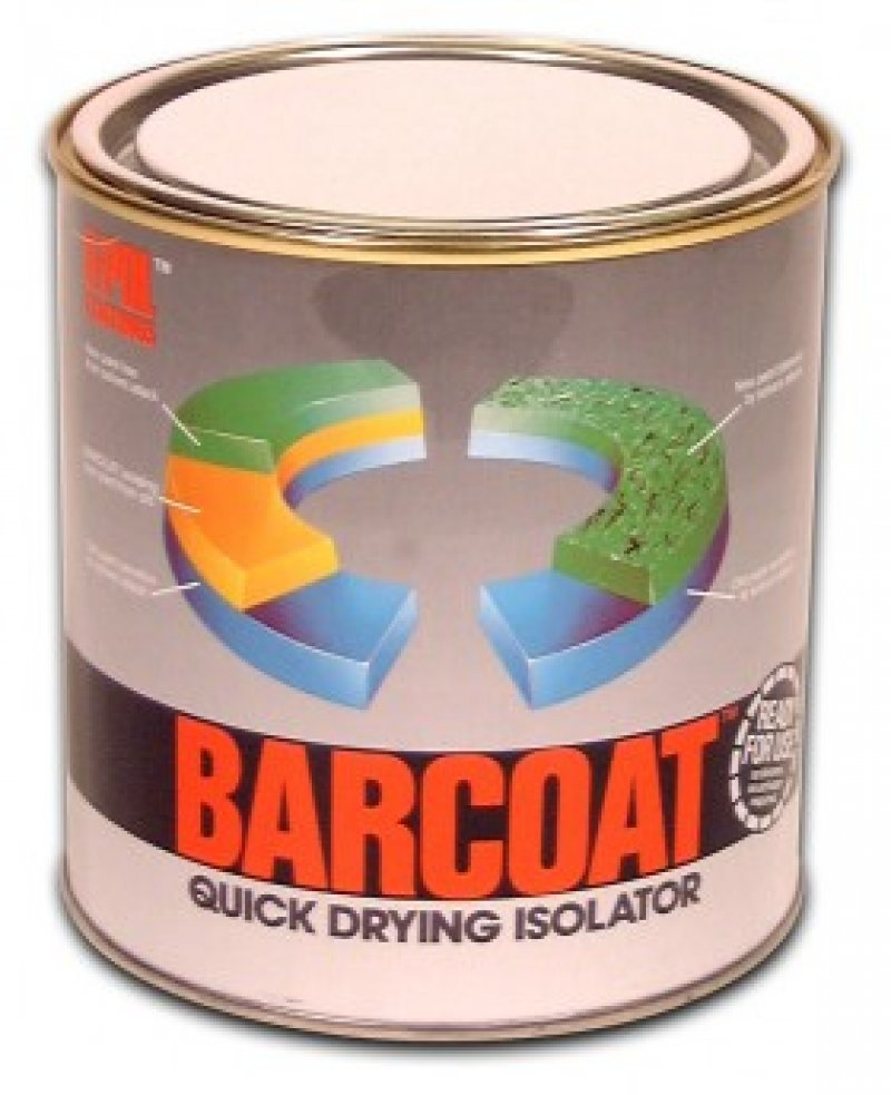 U-POL Barcoat Quick Drying Isolator 1 Litre